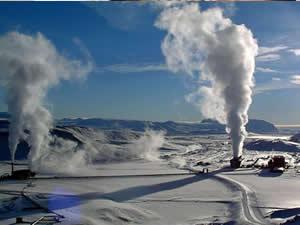 Jeotermal enerjiye 30 milyon lira yatırılacak