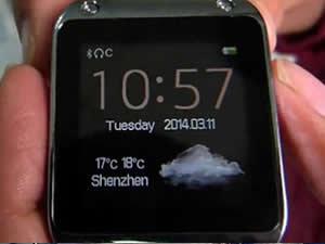 Çinliler akıllı saat işine de el attı