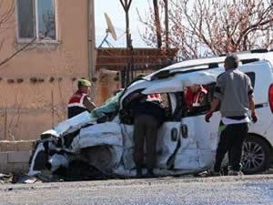 Niğde'de trafik kazaası: 3 ölü