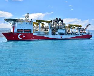 Fatih sondaj gemisi, Türkali-1 kuyusunda çalışmalarına başladı