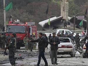 Afganistan kan gölüne döndü: 18 ölü