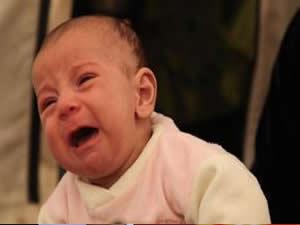 Çocuklar için bebek maması gerekli