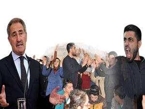 Eski AK Parti'li vekillere protesto şoku
