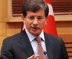 Davutoğlu, ITC Başkanı Salihi ile telefonda görüştü
