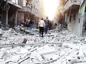 Esed güçlerinin operasyonlarında 76 kişi öldü