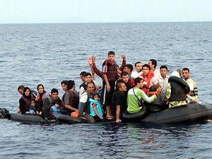 """""""Umuda yolculuk""""ta 8 bin kişi yakalandı"""