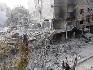 Ulusal Savunma Komutanı Esed öldürüldü