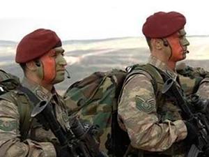 Bordo Bereliler Suriye sınırına konuşlandı