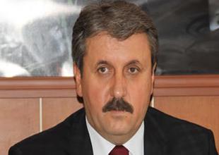 Destici: Türkçe Olimpiyatları'nı engelleyemezsiniz