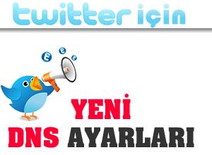 Twitter'a giriş yöntemleri! DNS ayarları nasıl (Twitter aç) Twitter'a nasıl girilir? (Twitter'a giriş yöntemleri)