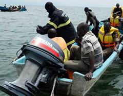 Uganda'da tekne battı: 107 ölü