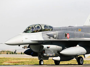 F16'lar Scramble alarmında!
