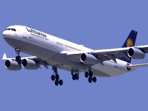Lufthansa, yarın 600 uçuşunu iptal etti