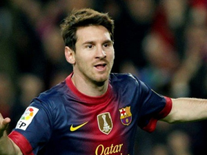 Barça tam yol!