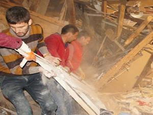 Kastamonu'da korkunç patlama: 2 ölü, 4 yaralı
