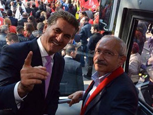 Kılıçdaroğlu ve Sarıgül Kadıköy'de