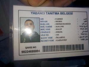 Sandıkta 3 Suriyeli yakalandı
