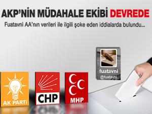 Fuatavni: AKP'nin seçimlere müdahale ekibi devrede