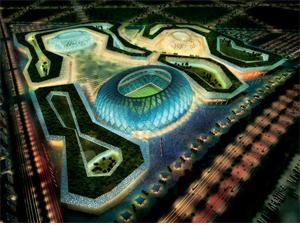 Katar'dan Dünya Kupasına Dev Bütçe