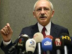 Kılıçdaroğlu: Senin tehdidin bize sökmez