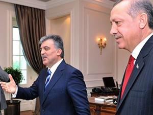 Abdullah Gül ile Erdoğan'dan sürpriz zirve!