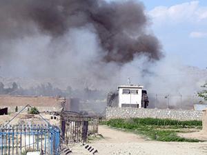 Afganistan iki ayrı patlamada 16 kişi öldü