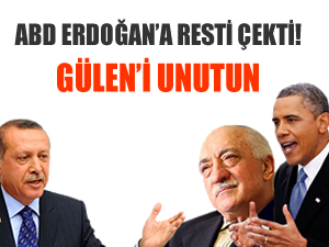ABD'den 'Fethullah Gülen'i unutun' açıklaması