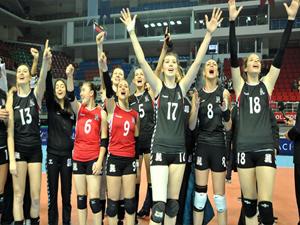 Beşiktaş CEV Challenge Cup'ta ikinci oldu