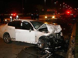 İstanbul'da trafik kazası: 4 ölü