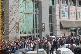 İstanbul'da seçim gerginliği