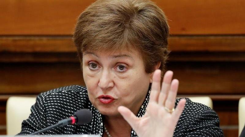 IMF Başkanı Georgieva: Toparlanma ivme yitiriyor olabilir