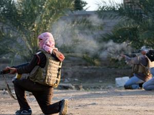Irak'ta 11 IŞİD militanı öldürüldü