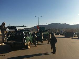 Afganistan İçişleri Bakanlığı'na intihar saldırısı: 6 ölü