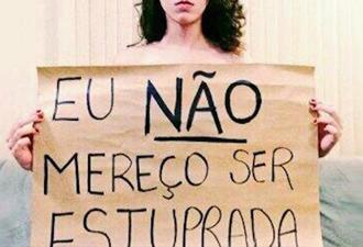 'Tecavüz' anketi Brezilya'yı karıştırdı!