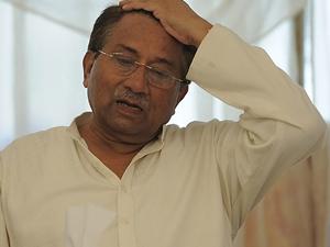Pervez Müşerref taburcu edildi
