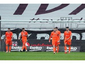 Başakşehir'in 5 maçlık yenilmezlik serisi sona erdi