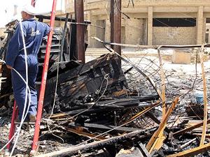 Irak'ta bombalı saldırı: 5 asker öldü