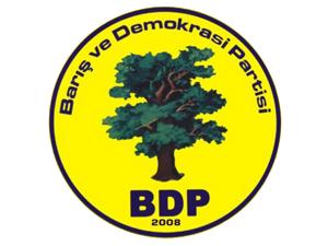 BDP Meclis'te alarm veriyor