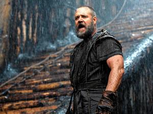 Noah: büyük tufan gösterime girdi