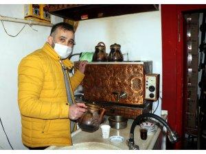 Kısıtlamalar çay ocağı işletmecilerine yaramadı