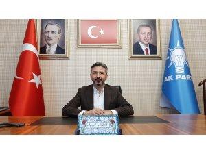 Milletvekili Ahmet Aydın'dan Öğretmenler Günü mesajı