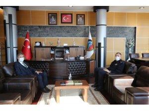 """Başkan Alemdar: """"Ortak paydamız; vatandaşın huzuru, rahatı ve mutluluğu"""""""