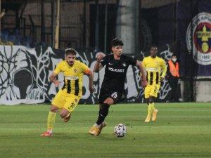 TFF 1. Lig: Menemenspor: 1 - Altay: 2