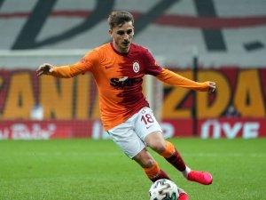 Kerem Aktürkoğlu ilk maçına çıktı