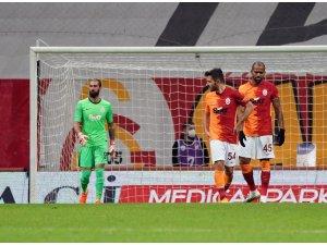 Süper Lig: Galatasaray: 1 - Kayserispor: 1 (Maç sonucu)