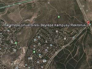 Ankara'da Hacettepe arazisi tartışma yarattı