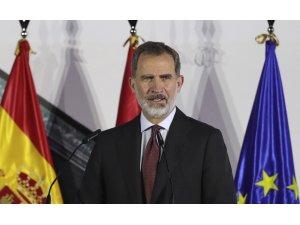İspanya Kralı VI. Felipe karantinada