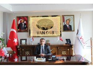 Başkan Aslan'dan Öğretmenler Günü mesajı