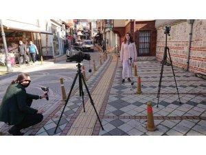 24 Kasım öğretmenler günü için klip çalışması yaptılar
