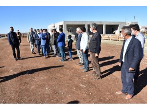 'Karacadağ madeni' siyah bazalt taşı hizmete dönüştürüldü